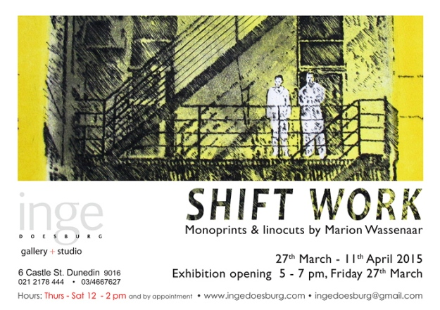 shift work invite