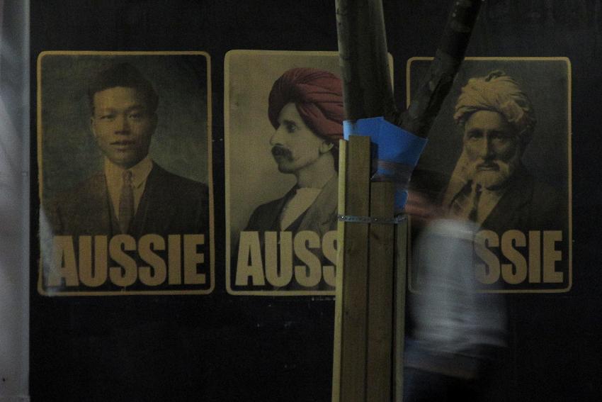 Aussie Peter Drew