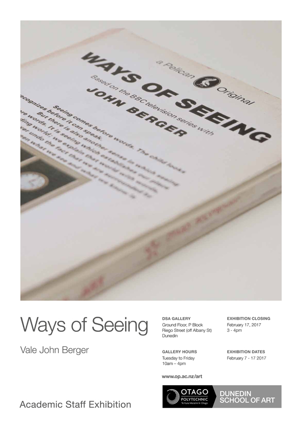 Ways of Seeing poster